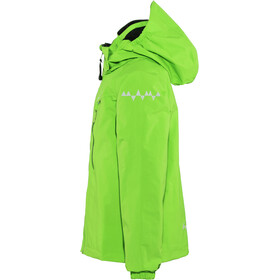Isbjörn Storm - Chaqueta Niños - verde